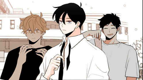 《我欲变人漫画免费》完整版韩漫(全文免费阅读)